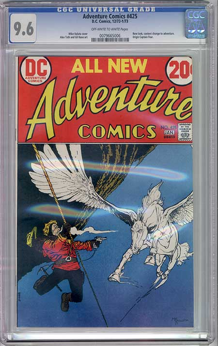 Image: Adventure Comics