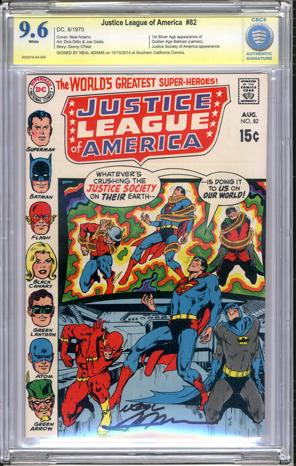 Image: Justice League of America
