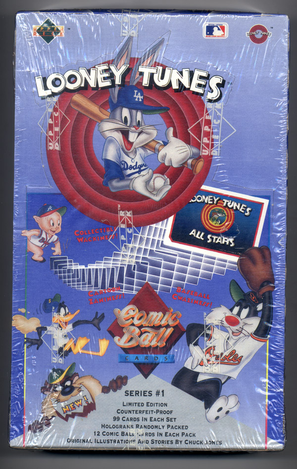 Image: Looney Tunes Limited Edition Box Card Set Series 1
