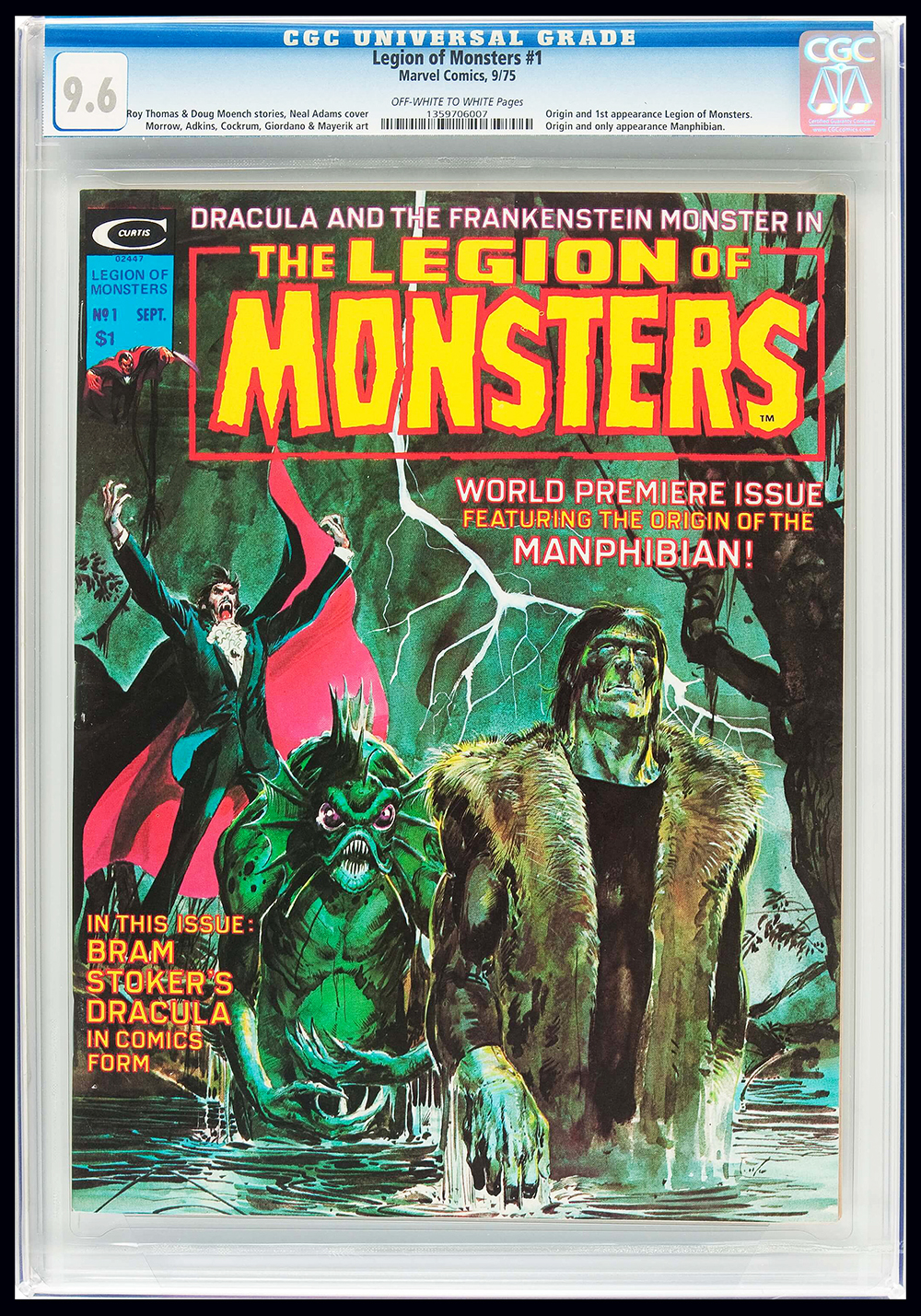 Image: Legion of Monsters
