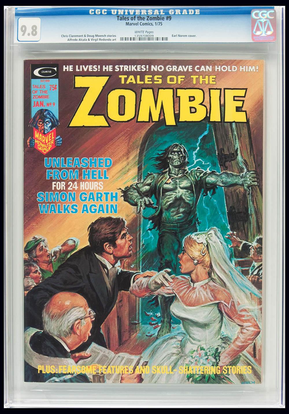 Image: Tales of the Zombie