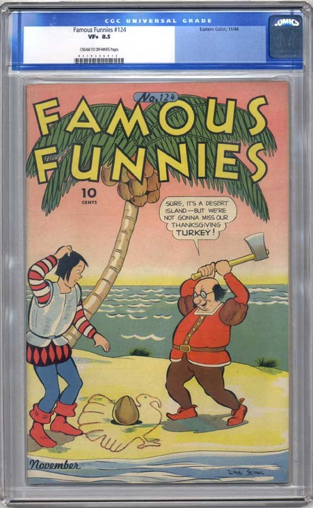 Image: Famous Funnies
