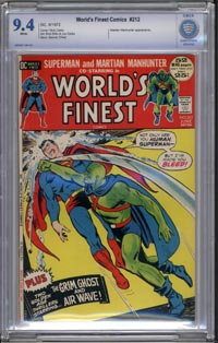 World's Finest Comics #212