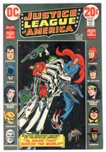 Justice League of America #101
