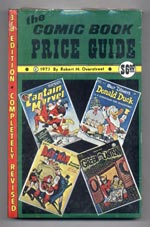 Overstreet Price Guide #3