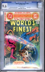 World's Finest Comics #256