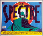 More Fun Spectre Comics panel recreation by Sheldon Moldoff