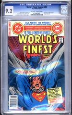 World's Finest Comics #258