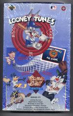 Looney Tunes Limited Edition Box Card Set Series 1