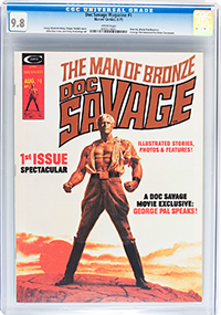 Doc Savage Magazine #1