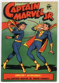 Captain Marvel Jr #61