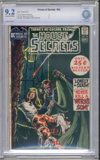 House of Secrets #93