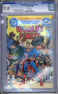 World's Finest Comics #279