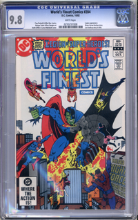 World's Finest Comics #284