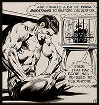 Detective Comics #397 Batman Art by Neal Adams