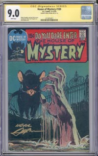 House of Mystery #189