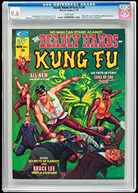 Deadly Hands of Kung Fu #6