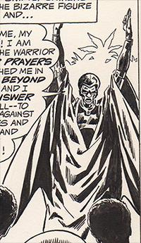 Phantom Stranger #15 page 9 art by Jim Aparo