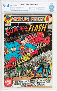 World's Finest Comics #198