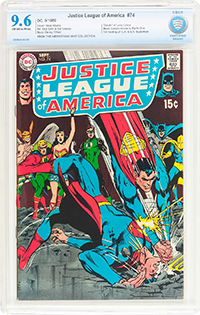 Justice League of America #74