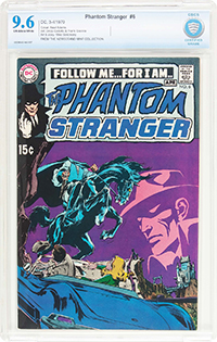 Phantom Stranger #6