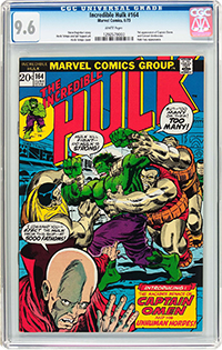 Incredible Hulk #164