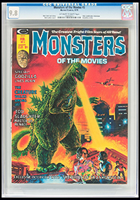Monsters of the Movies