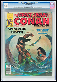 Savage Sword of Conan #19