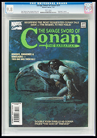 Savage Sword of Conan #211