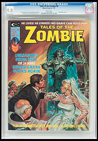 Tales of the Zombie #9