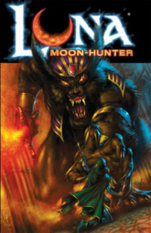 Image: Luna Moon Hunter